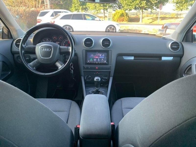 Audi A3 1.6 TDI 110CV