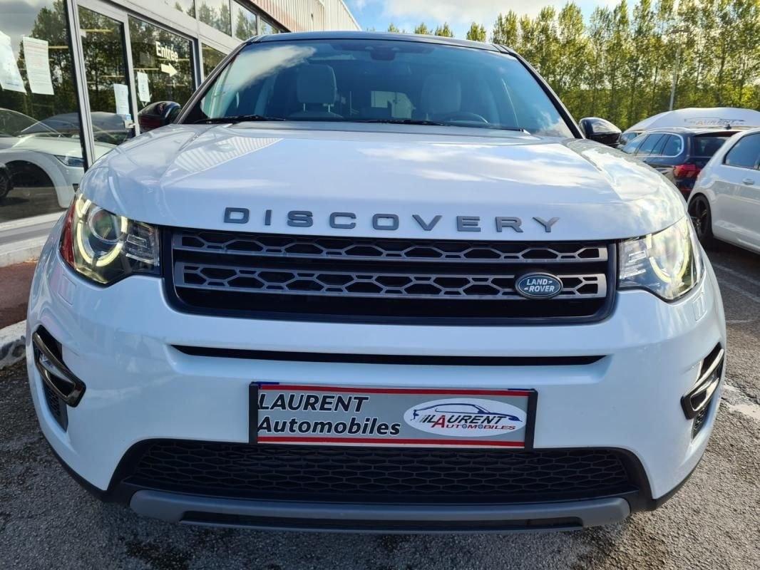 Land Rover Discovery 2.2 TD4 150 CV GPS