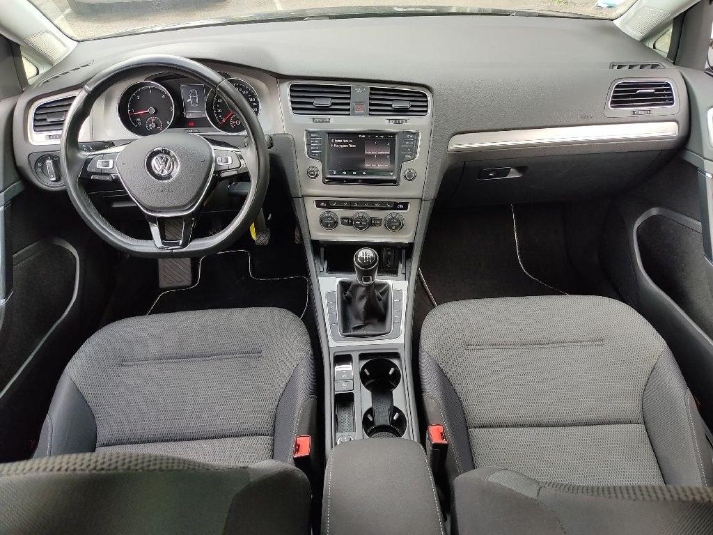 Volkswagen Golf 2.0 TDI 150 BlueMotion Lounge