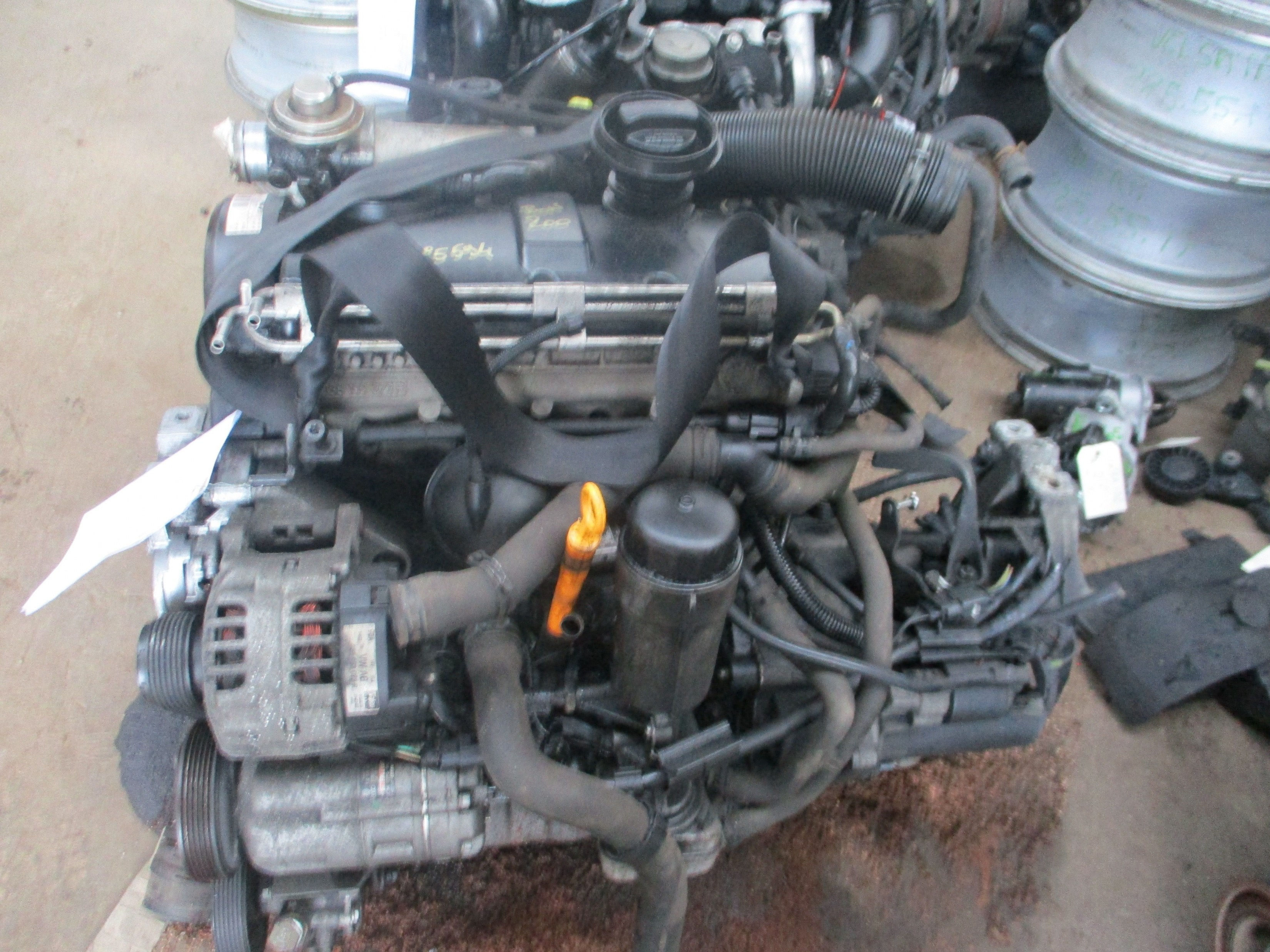 MOTEUR TWINGO II 1500 DCI 64 CV