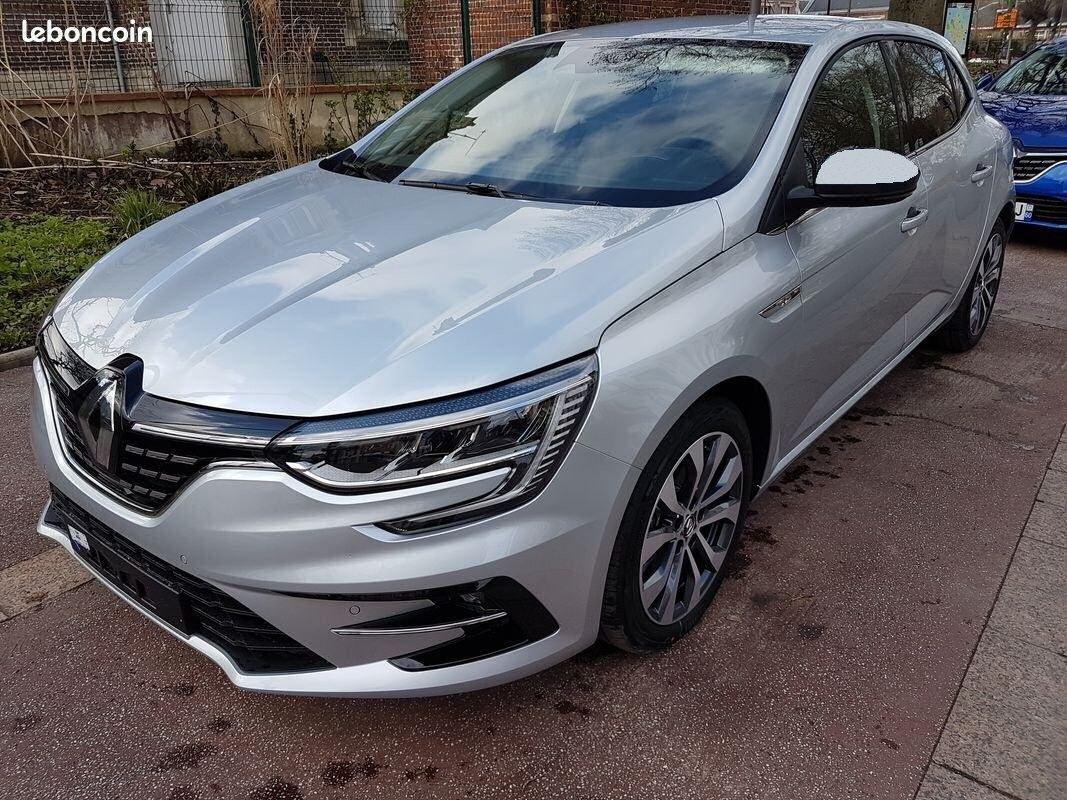 Mandataire auto Beauvais Haut De France Renault Megane Intens Tce