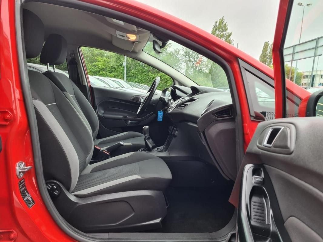Ford Fiesta 1.2 82 CV GPS