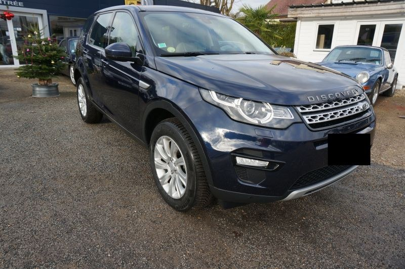 Occasion Land Rover Discovery CHARPONT 28500