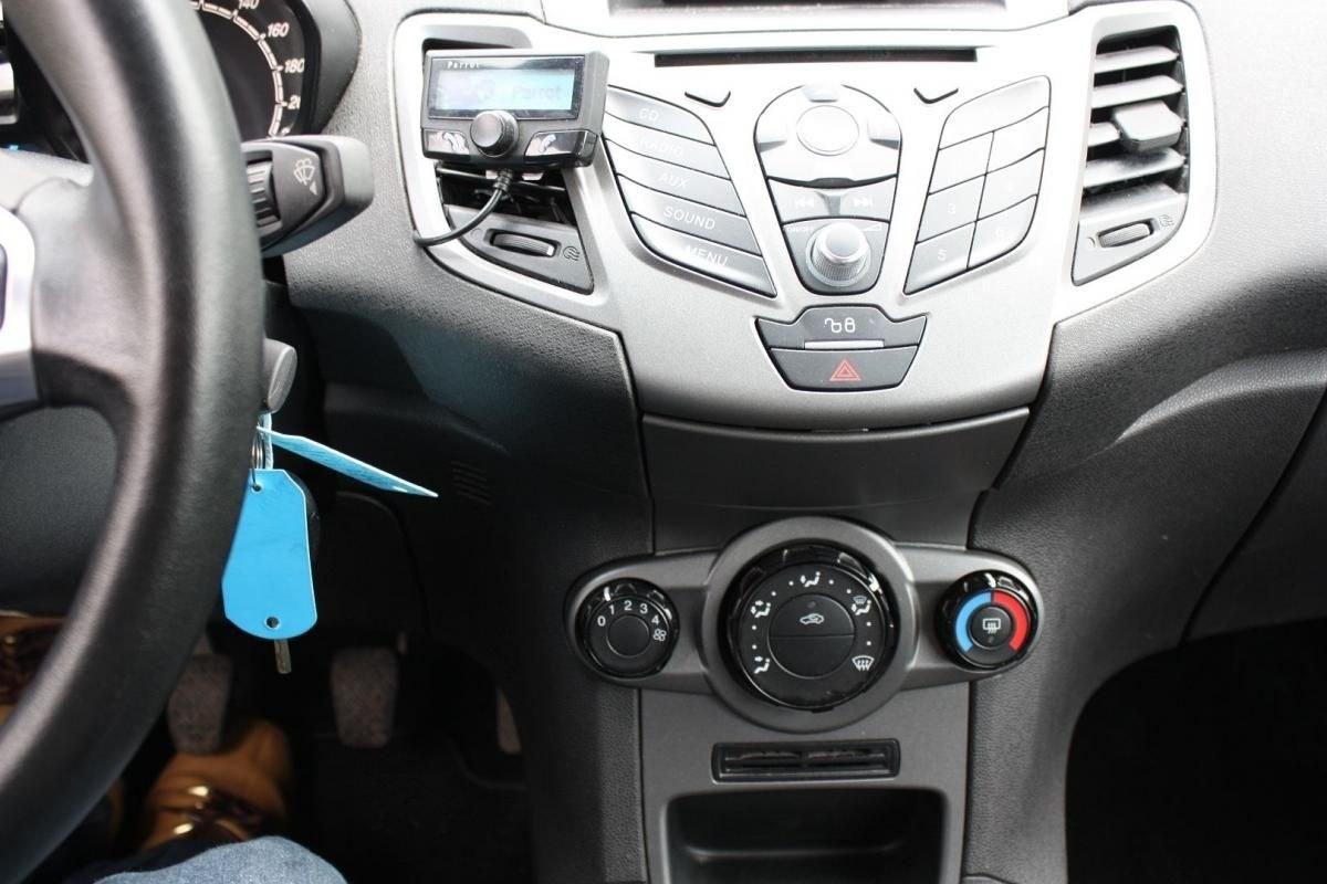 Ford Fiesta 1.6 TDCI 95 CH FAP