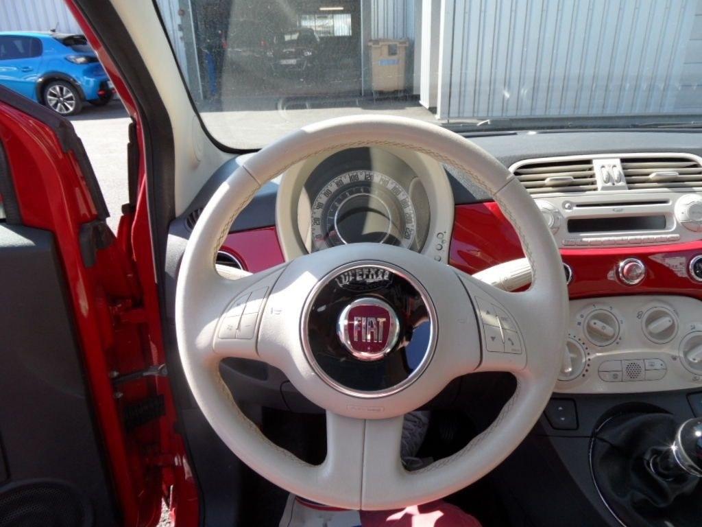 Fiat 500 12 LOUNGE 69 CV TOIT PANO