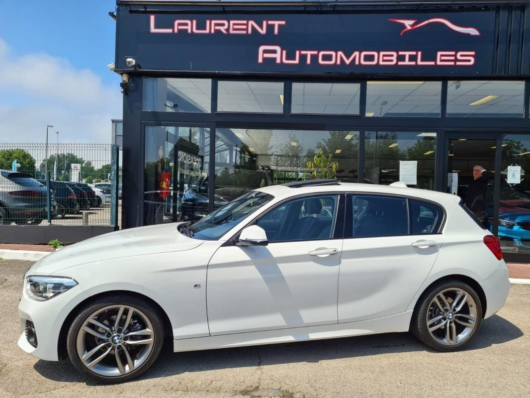 BMW Série 1 118 DA 150 CV GPS TOIT OUVRANT