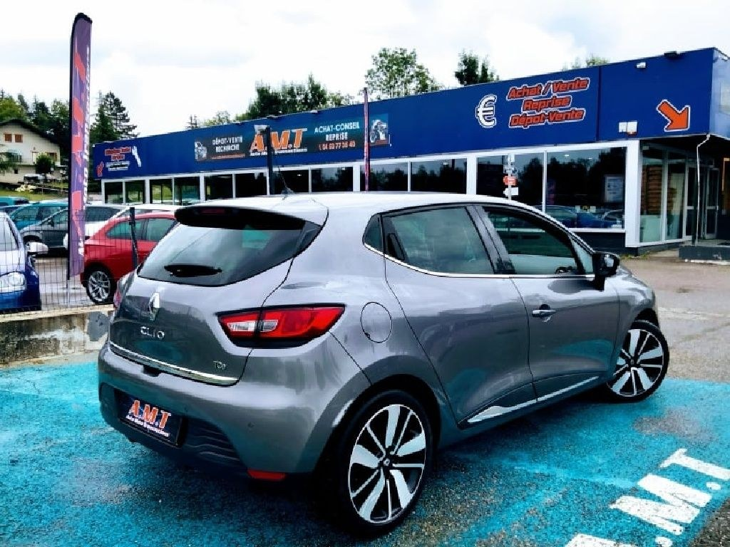 Renault Clio IV TCe 90 Energy eco2 Intens