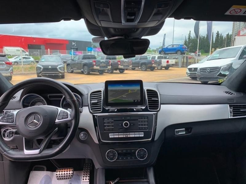 Mercedes Classe GLE coupe 43 AMG 390ch 4Matic 9G-Tronic Euro6d-T