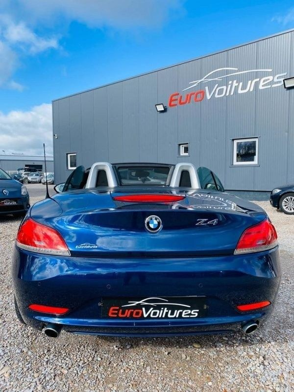 BMW Z4 35i 306cv BITURBO FULL