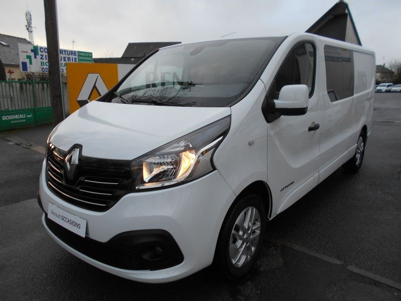 Occasion Renault Trafic ANGERS 49100