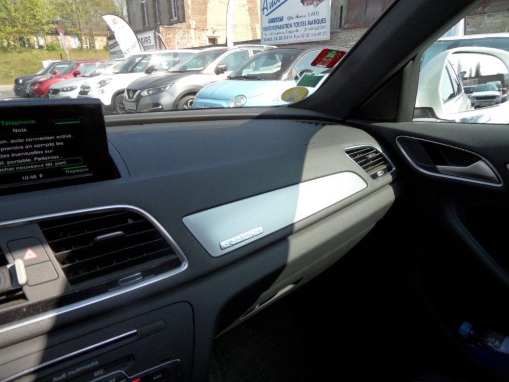 Audi Q3 QUATTRO 20 TDI 150 S line S tronic