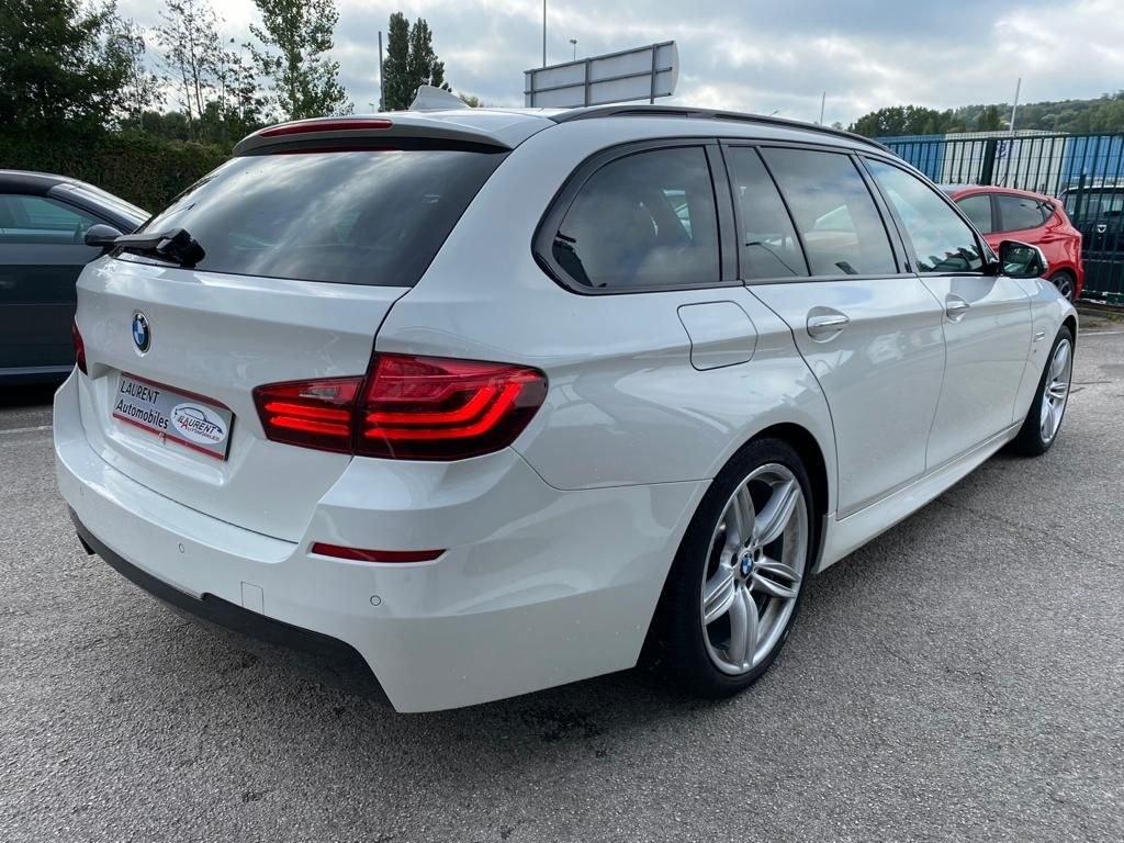 BMW Série 5 520DA TOURING 190 CV