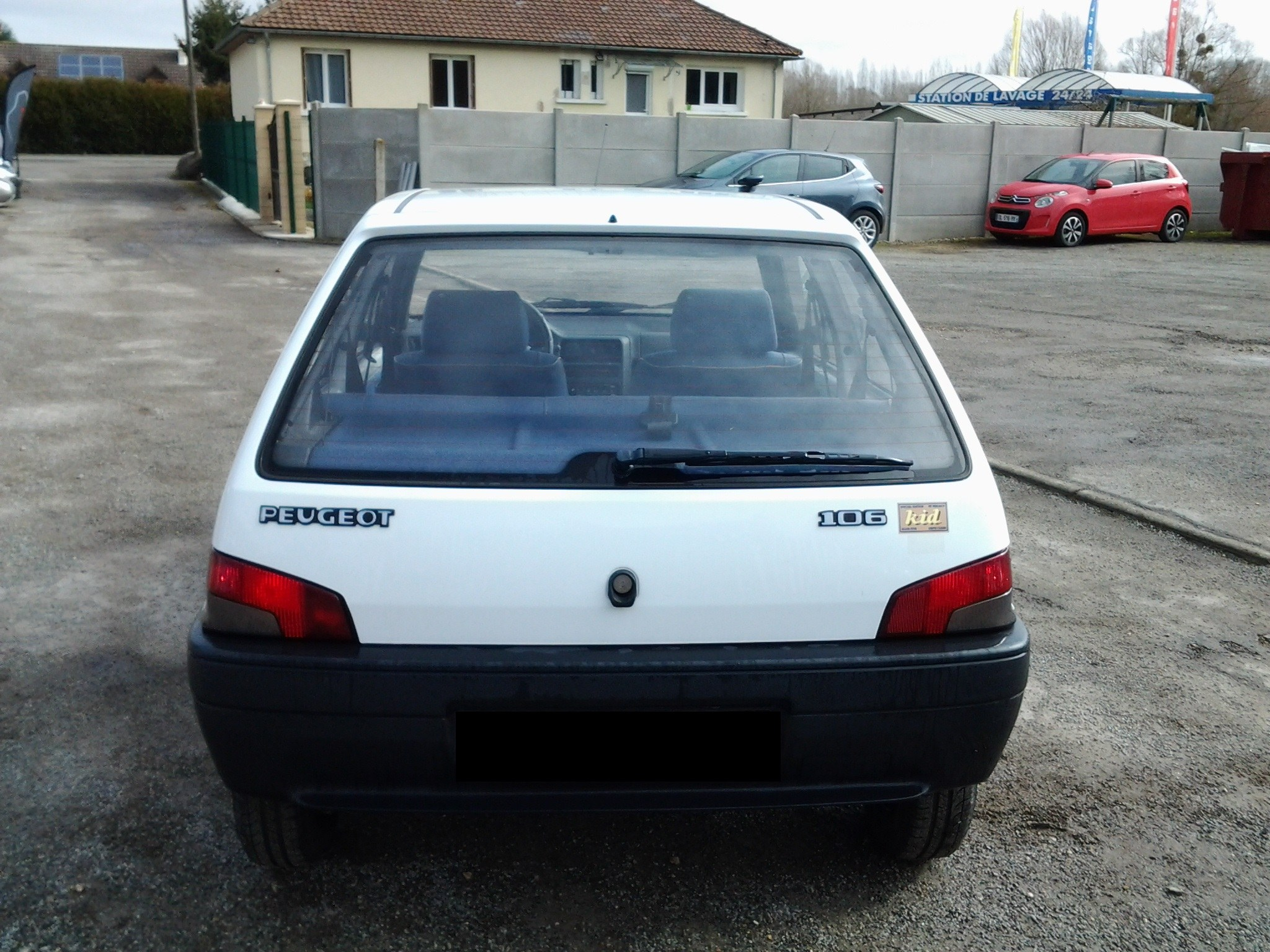 Occasion Peugeot 106 CHARPONT 28500