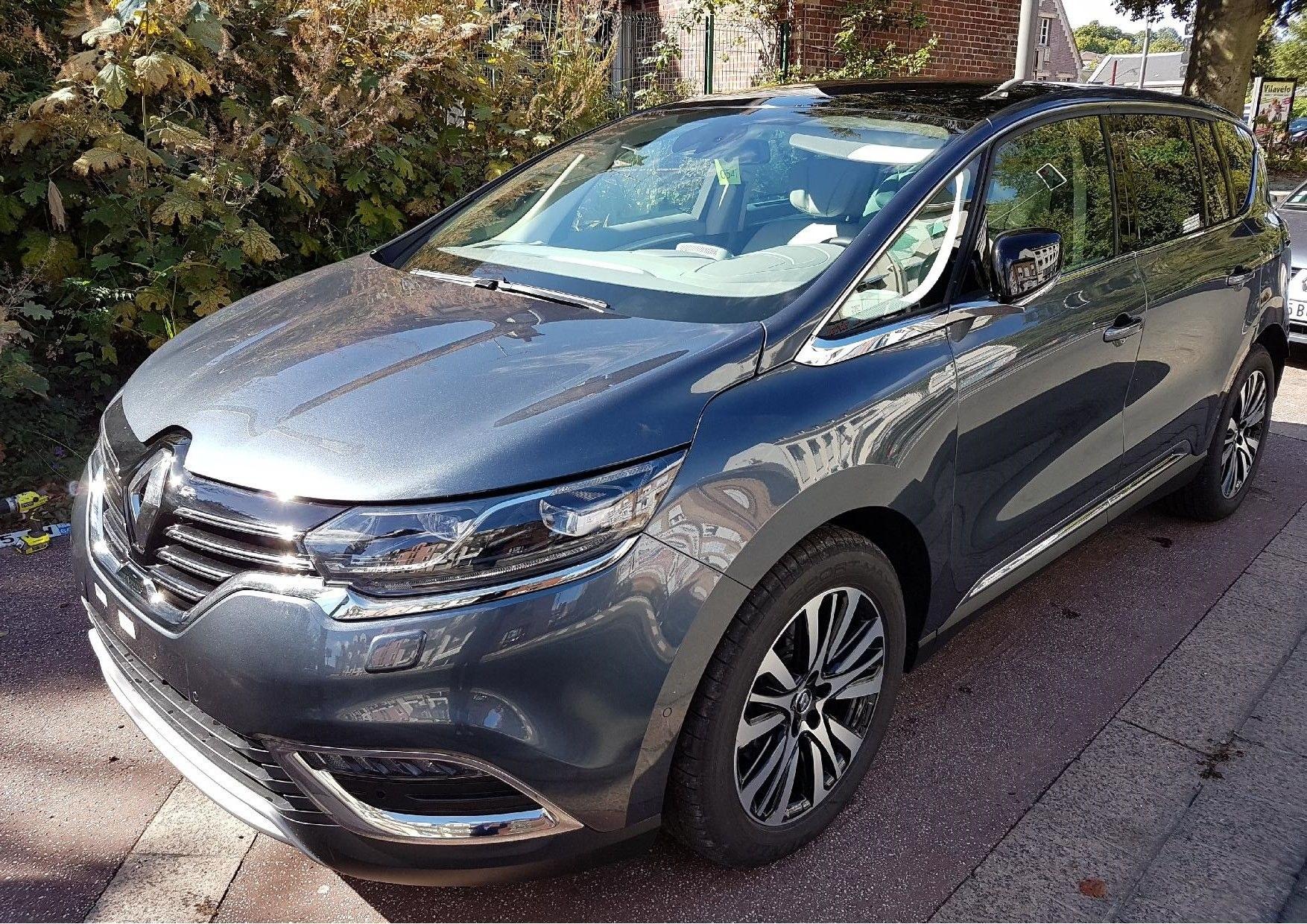 Mandataire auto Beauvais Picardie Renault Espace Initiale Paris Dci 160 Edc