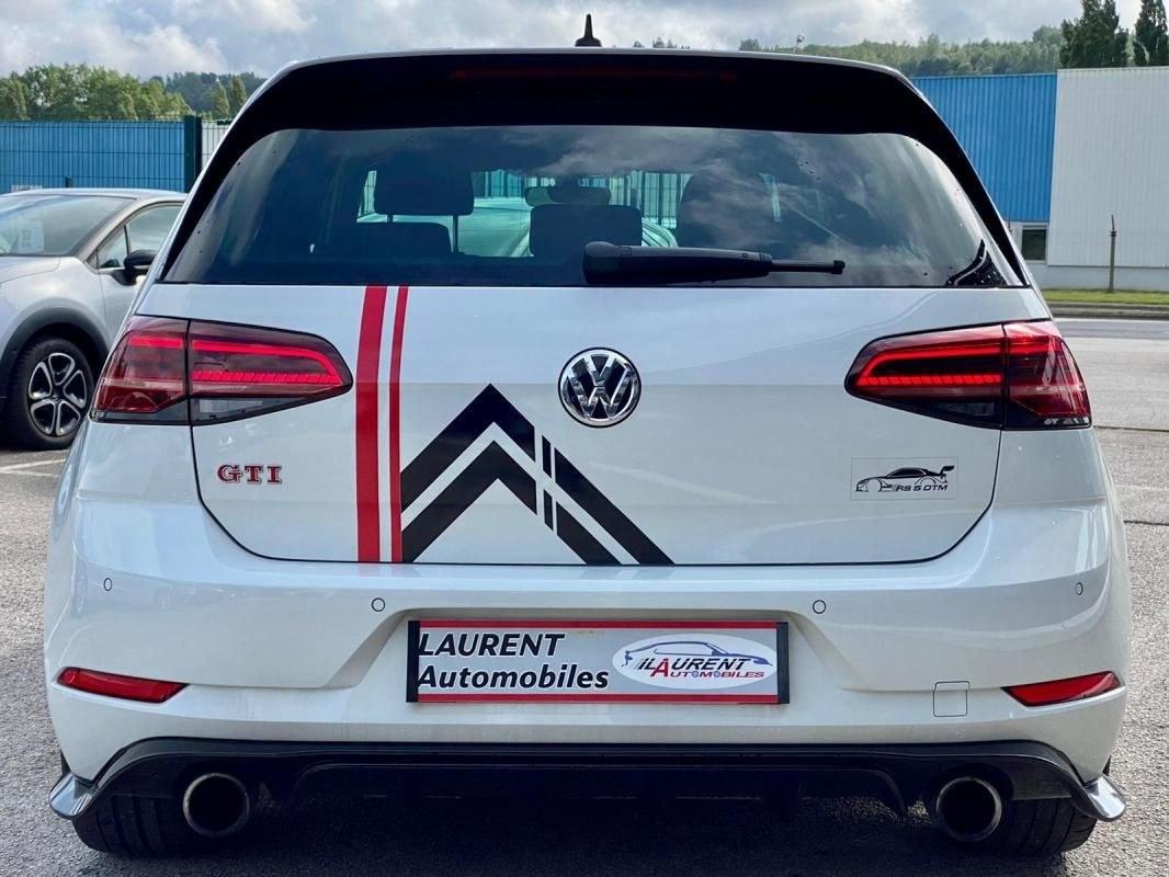 Volkswagen Golf 2.0 TSI GTI 230 PERFORMANCE