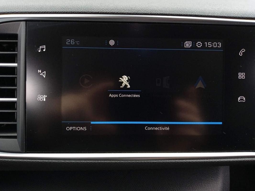 Peugeot 308 1.2 PURETECH 130CH E6.C S&S ALLURE 108G