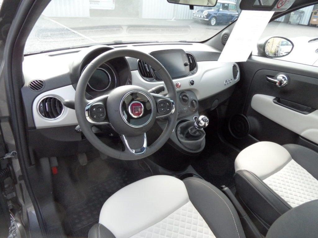 Fiat 500 12 STAR 69 CV CAR PLAY