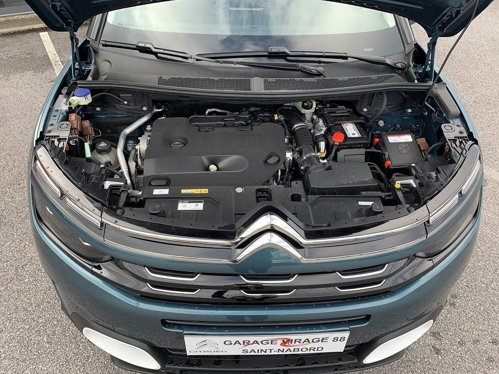 Citroën C5 Aircross BlueHDi 180 S&S EAT8 Shine