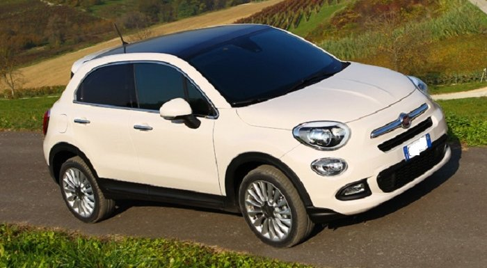 Annonce FIAT 500 X