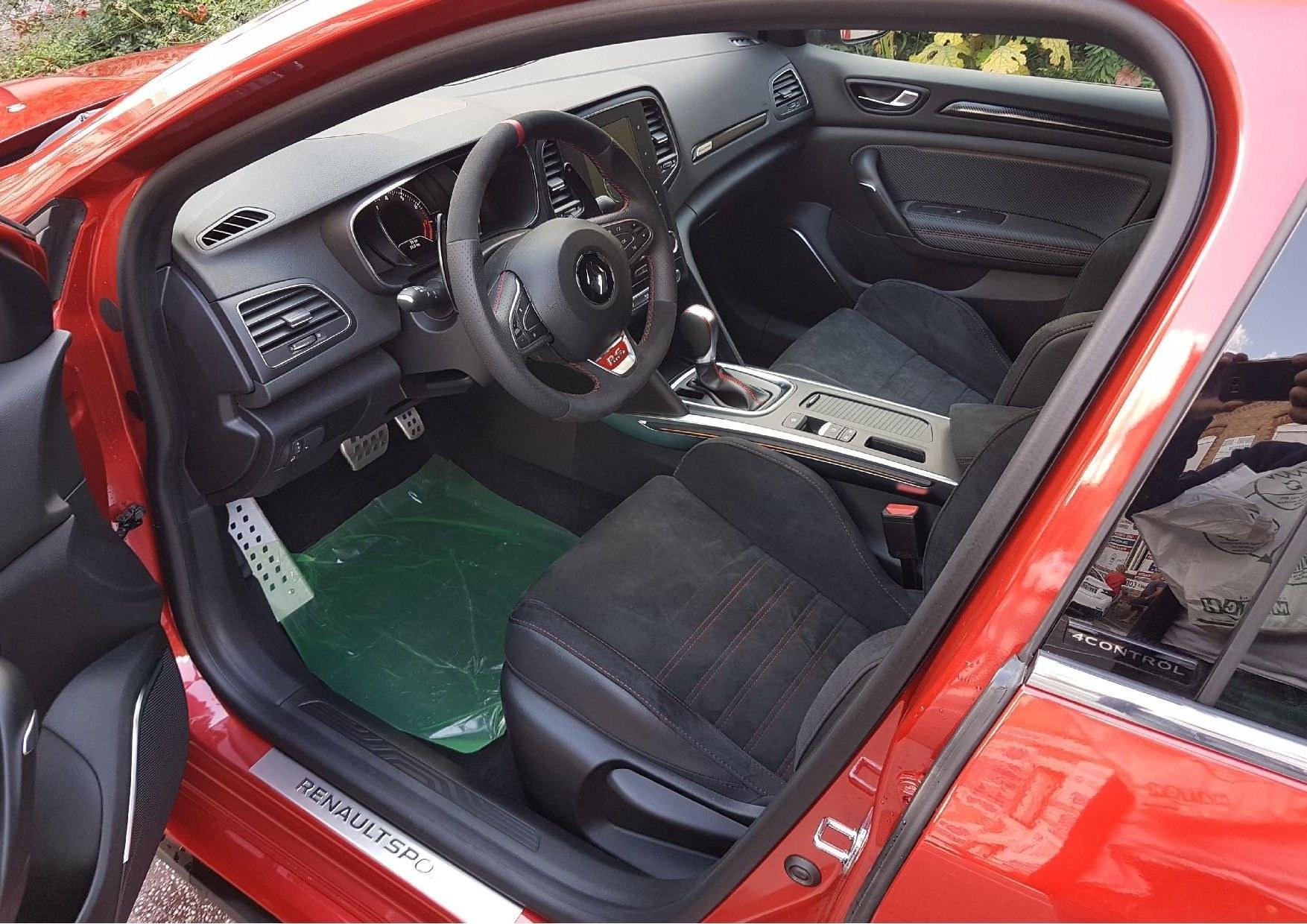 Mandataire auto Beauvais Haut De France Renault Megane Rs Tce 280cv Edc