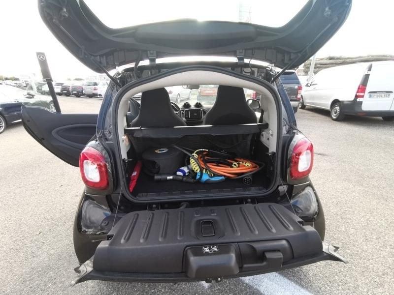 Smart ForTwo Coupe Electrique 82ch passion