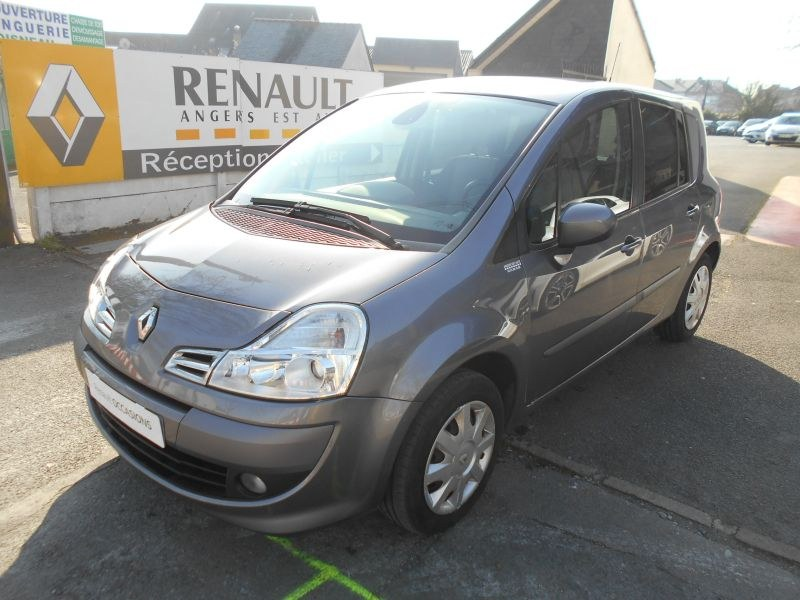 Occasion Renault Grand Modus ANGERS 49100