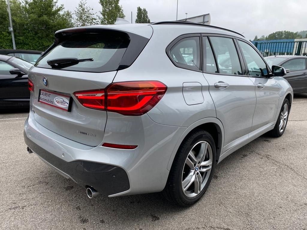BMW X1 18 DA 2.0 D 150 CV S DRIVE GPS CAMERA TOIT OUVRANT PANO