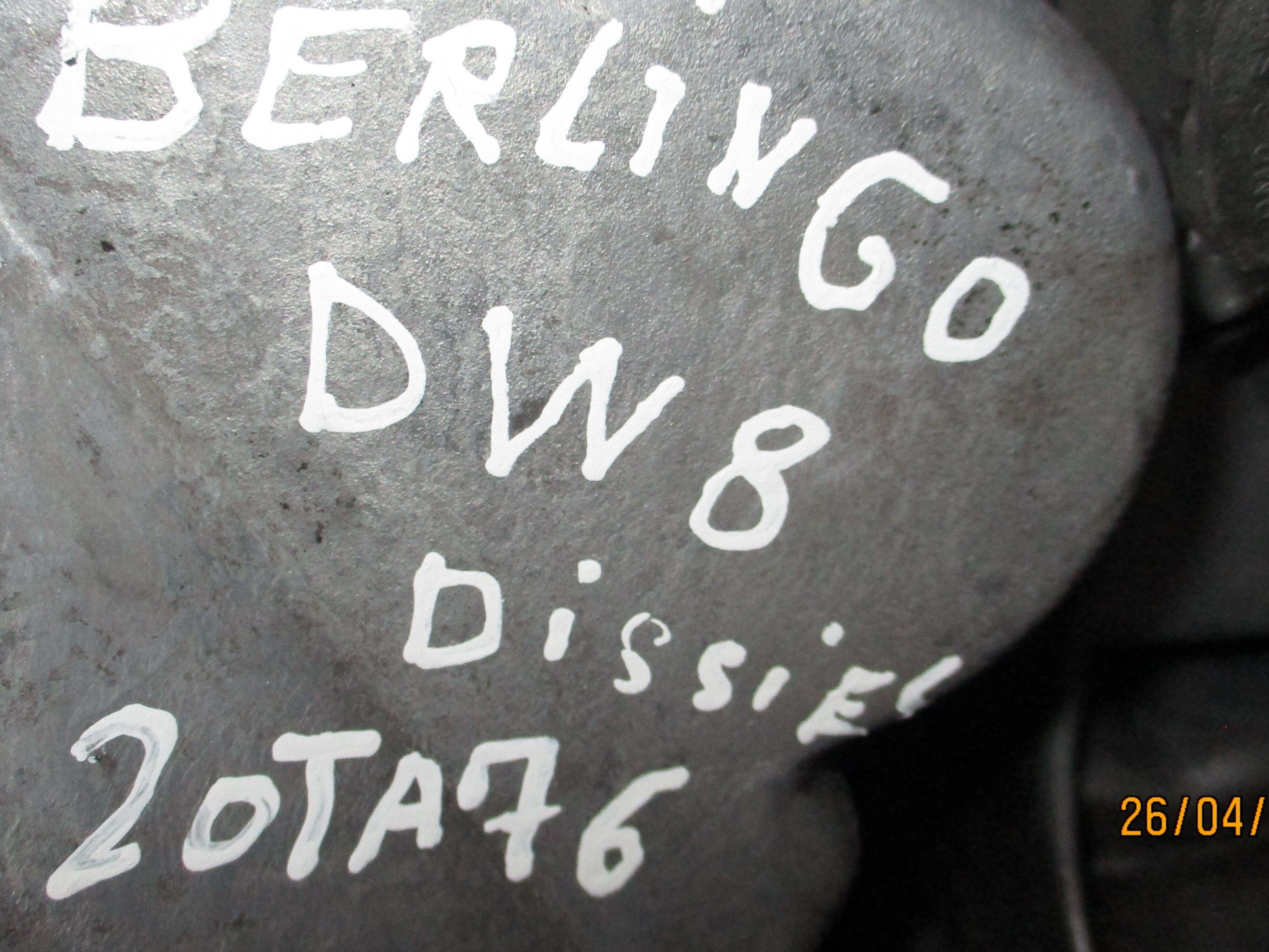 boite a vitesses berlingo 1900 diesel