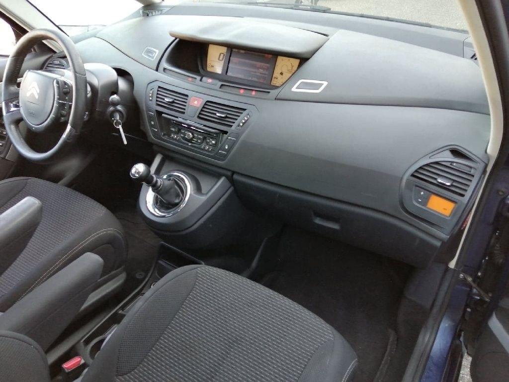 Citroën C4 Picasso HDi 110 FAP Exclusive