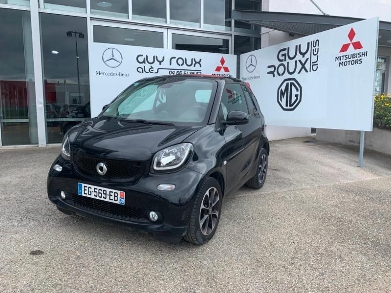 Smart ForTwo Cabriolet 90ch passion twinamic
