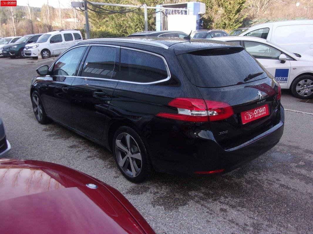 Occasion Peugeot 308 SW MEYREUIL 13590
