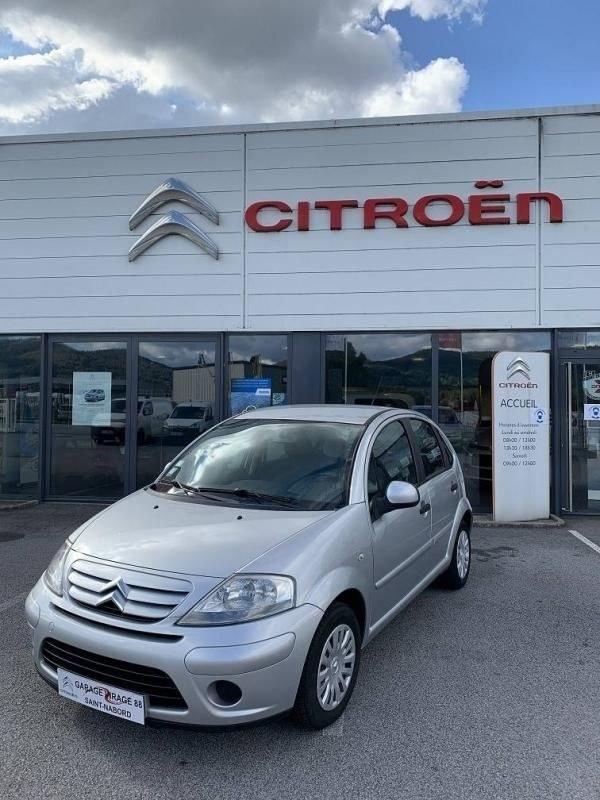 Citroën C3 68CV BVM 1.4 HDI