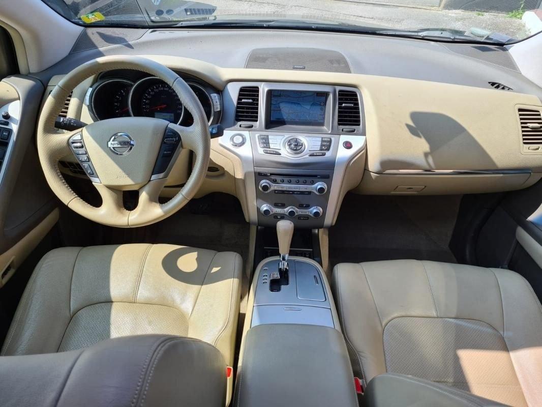 Nissan Murano 2.5 DCI 190 CV GPS 4X4 BVA