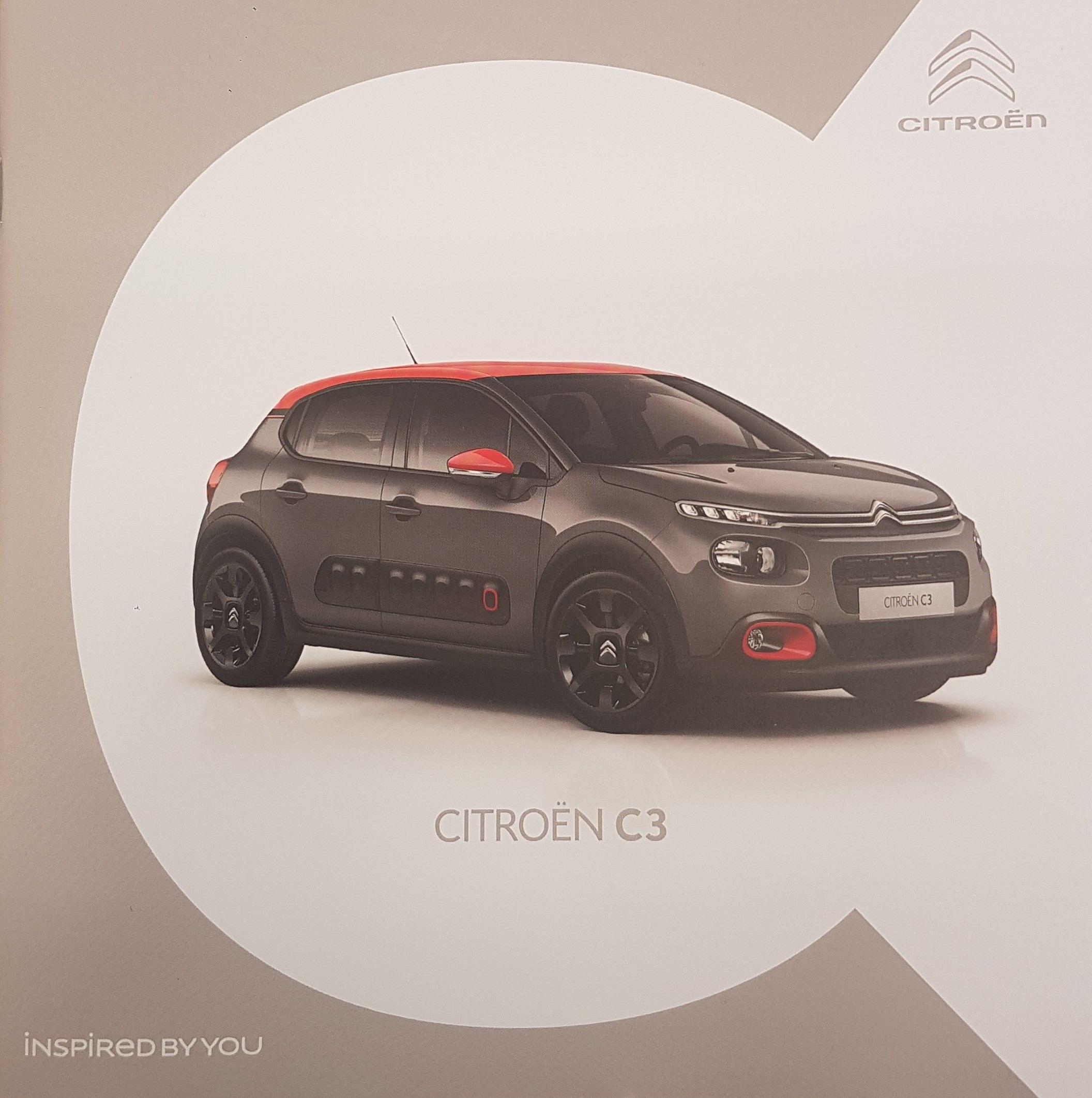 c3 - citroën - véhicules neufs - mordelles