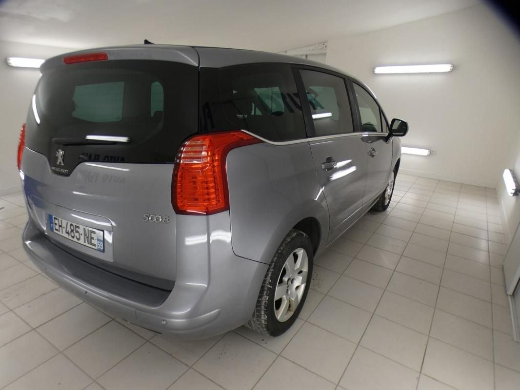 Peugeot 5008 1.6 BLUEHDI 120CH ACTIVE BUSINESS S&S 7PL