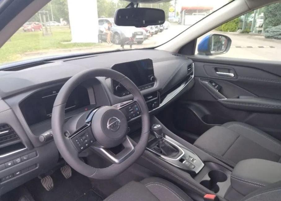 Mandataire auto Beauvais Haut De France Nissan Qashqai NconnectA 1.3 Digt 140cv 5