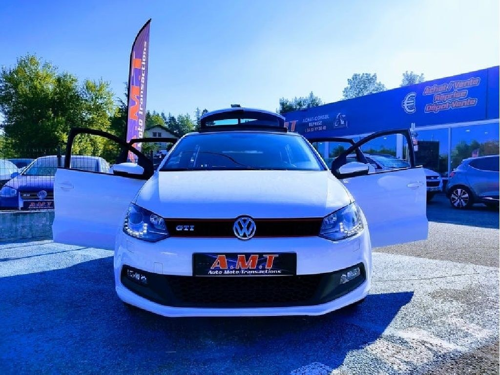 Volkswagen Polo 1.4 TSI 180 GTI DSG7