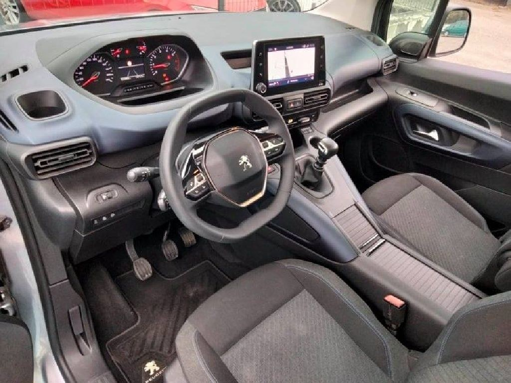 Peugeot Rifter BlueHDi 130 SetS BVM6 Active