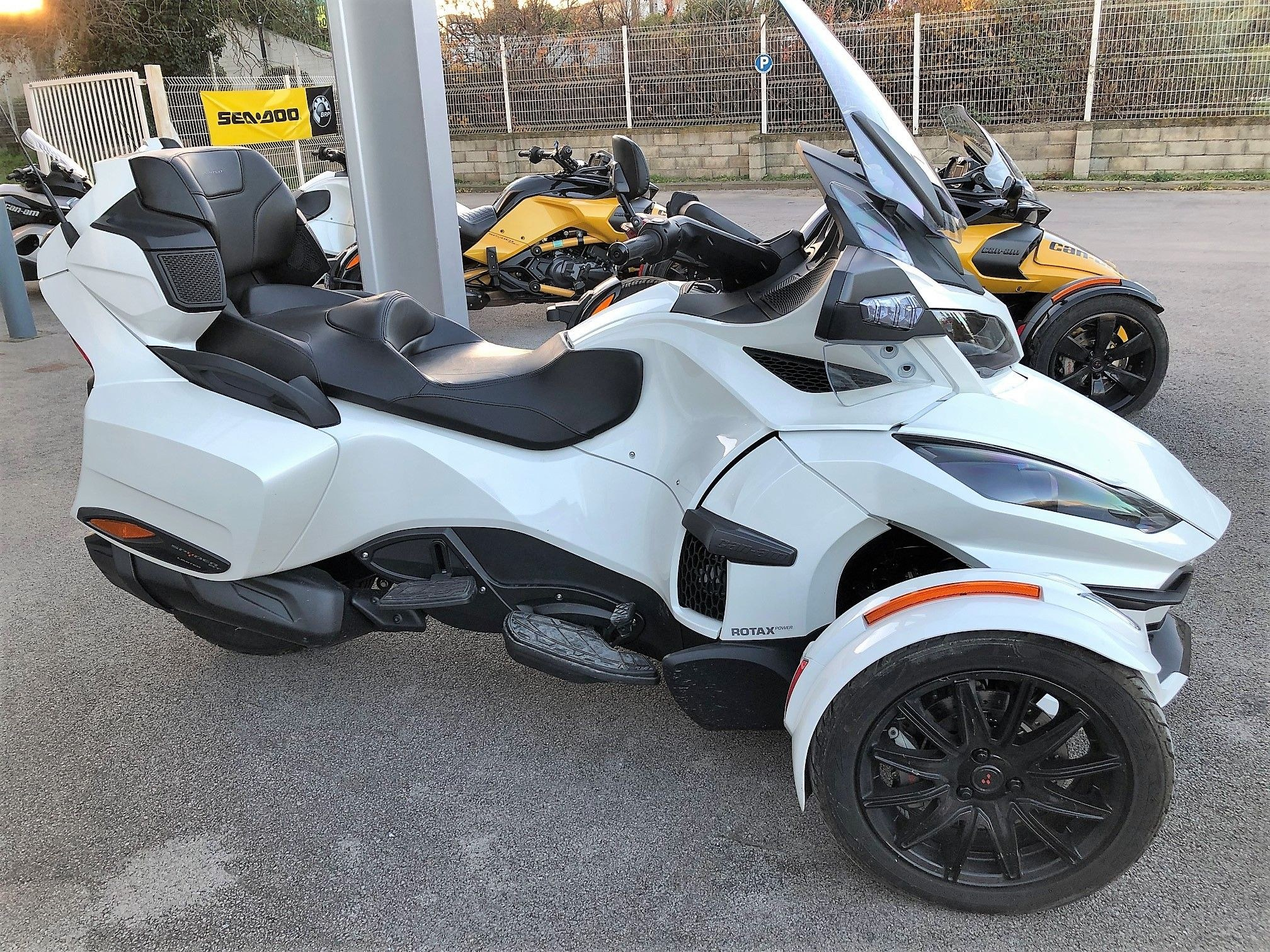 CAN AM SPYDER RT LIMITED 2018 SE6