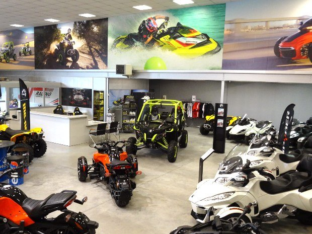 BRP CAN-AM SEA-DOO JVRACING MONTPELLIER