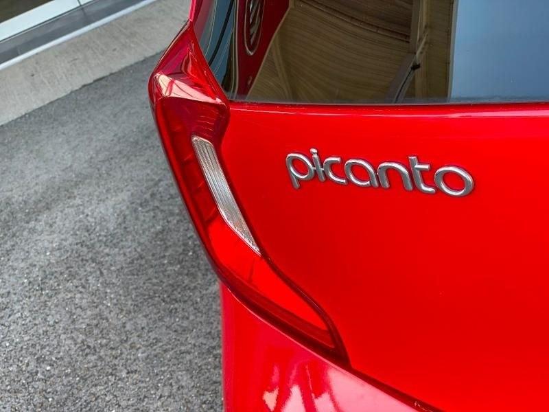 Kia Picanto 1.2 84ch GT Line