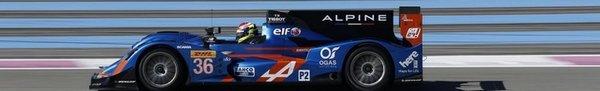 Auto Challenge Nelson Panciatici WEC Alpine Signature LMP2 La ciotat