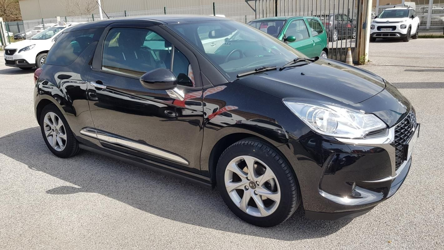 Citroën DS3 PHASE 3 SO CHIC