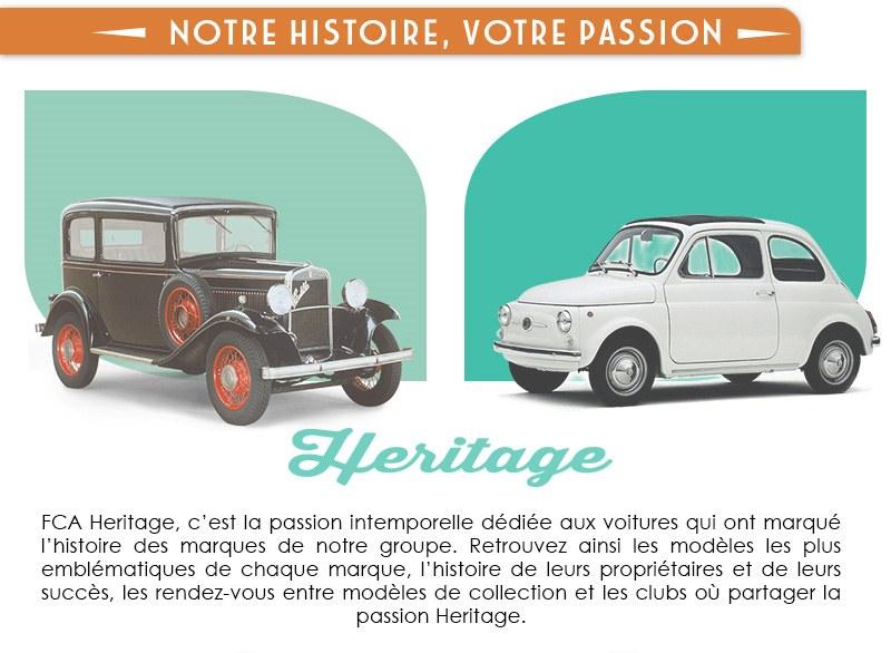 PLANETE FIAT L'HISTOIRE DE LA MARQUE