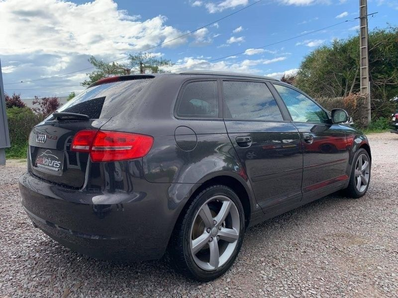 Audi A3 AMBITION LUXE