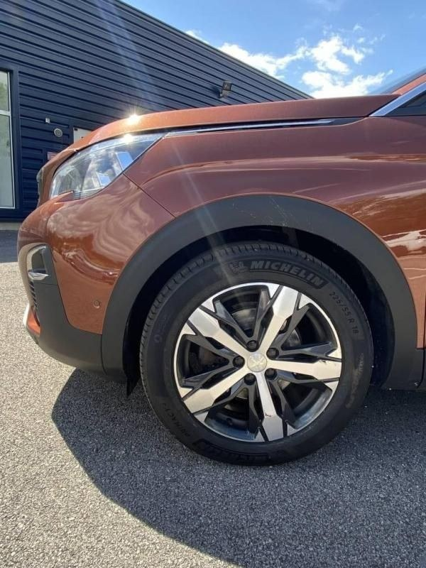 Peugeot 3008 II 1.6 BLUEHDI 120 S&S ALLURE