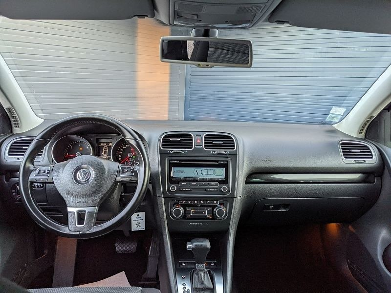 Volkswagen Golf VI 1.6 TDI 105CH BLUEMOTION FAP CONFORLINE DSG7 3P