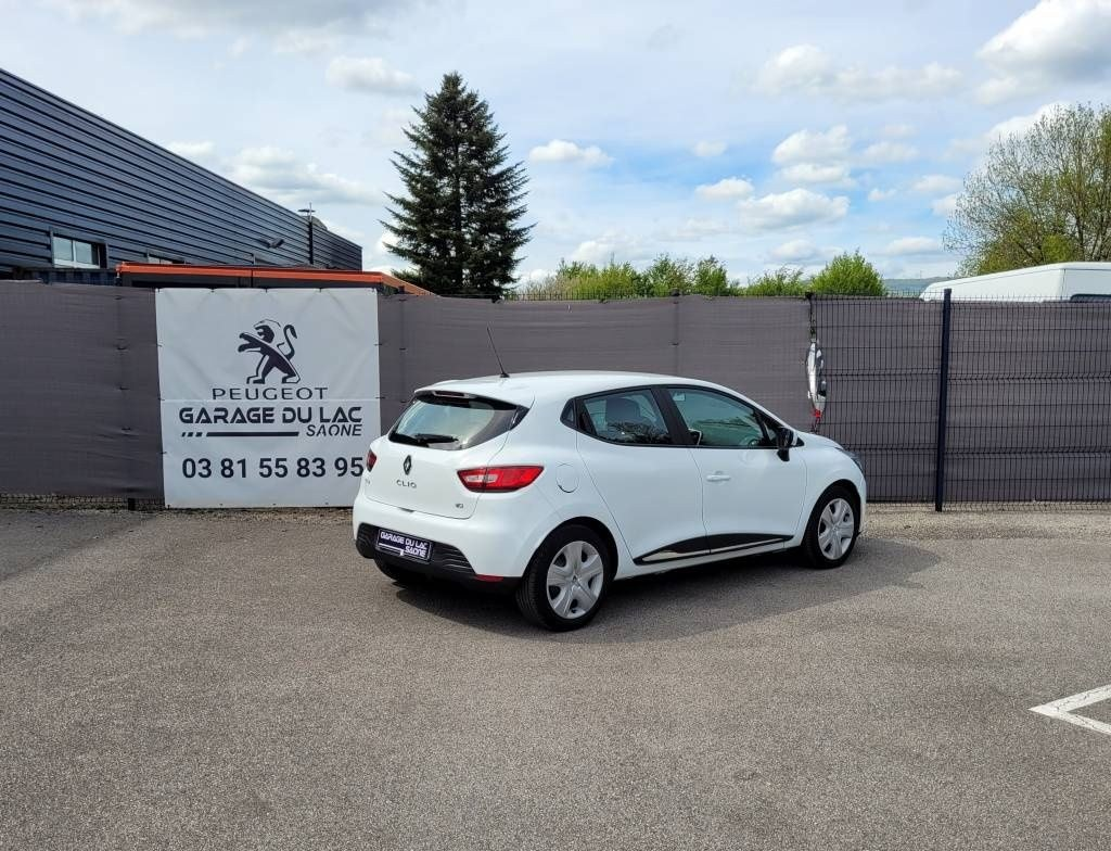 Renault Clio IV Zen dCi 75 eco2
