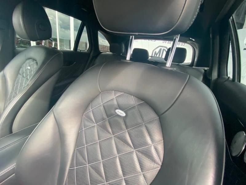 Mercedes GLC 250 d 204ch Executive 4Matic 9G-Tronic