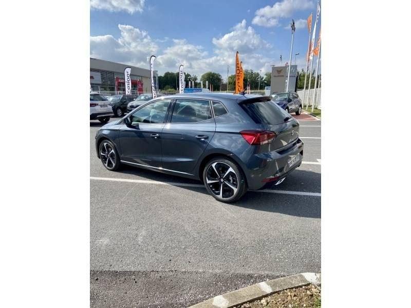 Seat Ibiza 1.0 EcoTSI 110 ch S/S DSG7 FR